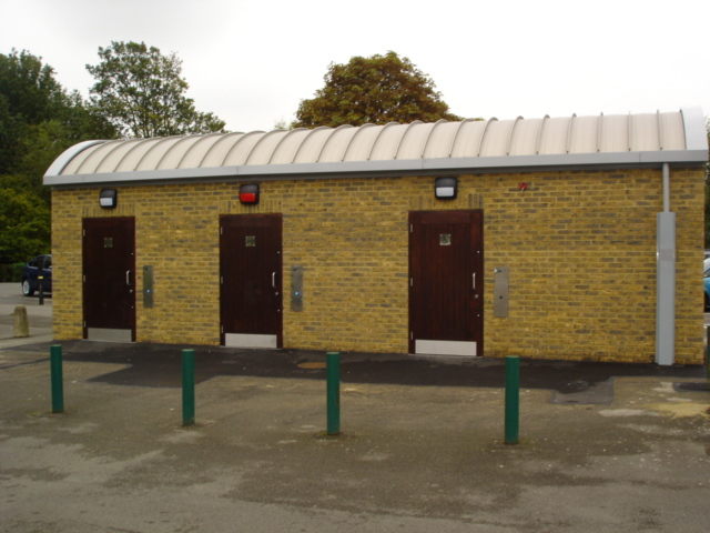 King George Public Toilets - complete