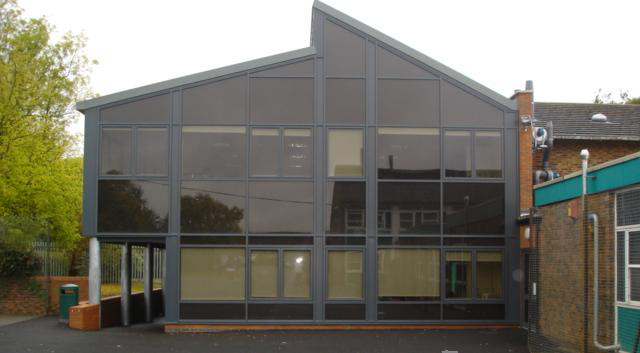 Chaifont College, Solar Centre - Complete